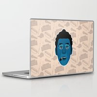 seinfeld Laptop & iPad Skins featuring Cosmo Kramer - Seinfeld by Kuki