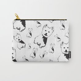 WEST HIGHLAND TERRIER GIFTS Carry-All Pouch