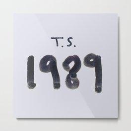 1989TS Metal Print