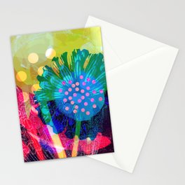 floral 010. Stationery Cards