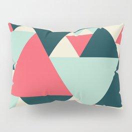 Triangular Pattern  Pillow Sham