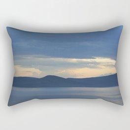 Lake 2 Rectangular Pillow