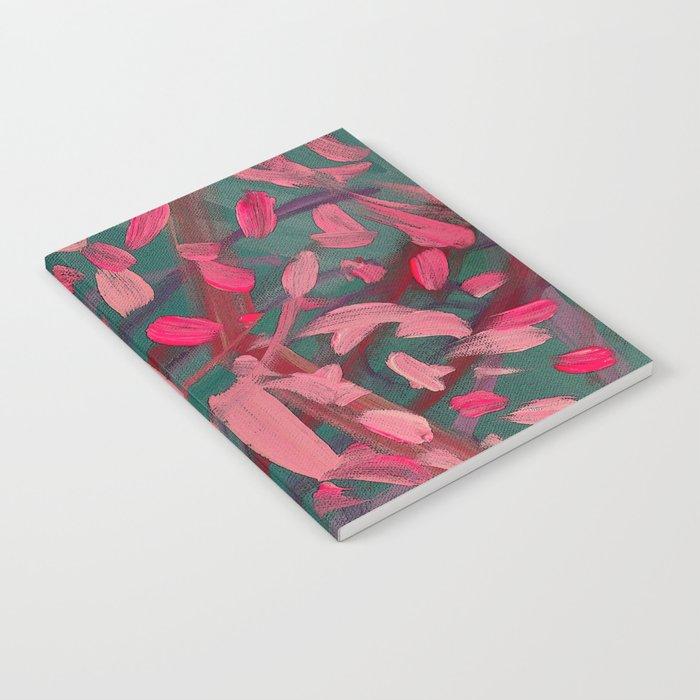 Vivacity in Pink Notebook