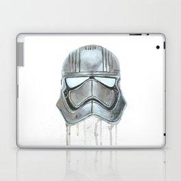 Captain Phasma - Empty Masks Laptop & iPad Skin
