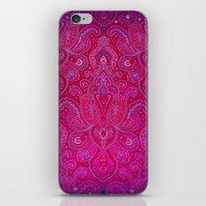 Paisley Jewels iPhone & iPod Skin