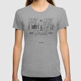 Little By Little T-shirt