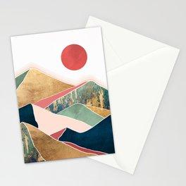 Spring Dusk Stationery Cards