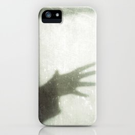 This Is The HHHHHAAAANNNNNDD - © Gerald Robin iPhone Case
