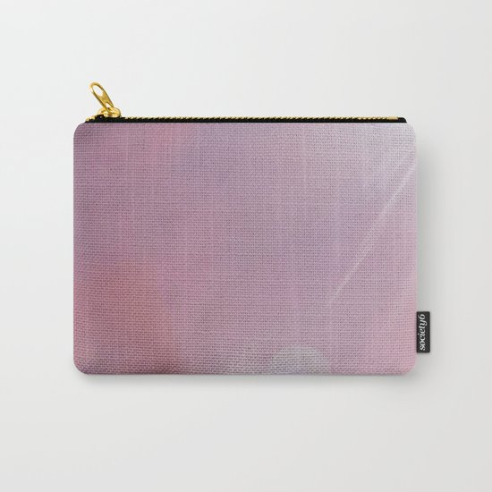 Pink Starlight Sky Carry-All Pouch