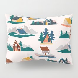 Let's stay here Pillow Sham