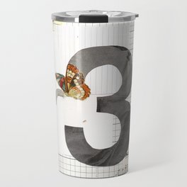 3 - Butterfly March Travel Mug