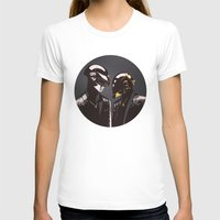 daft punk T-shirts featuring DAFT PUNK by Gregory Casares