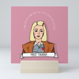 Margot - Secret Love Mini Art Print