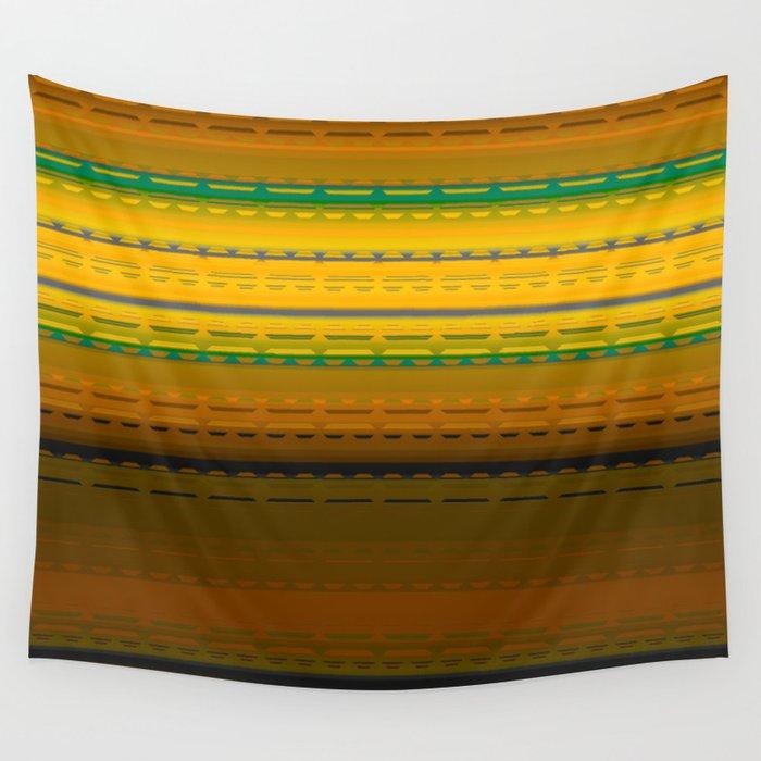 PaintedDesert 02 Wall Tapestry