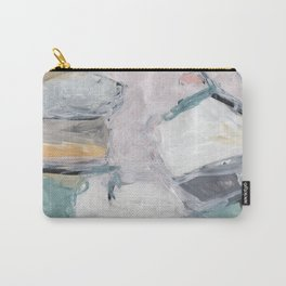 """The """"Oh"""" Abstract Carry-All Pouch"""