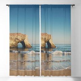 Natural Bridges State Beach ... Blackout Curtain