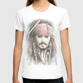 Cpt. Jack Sparrow T-shirt