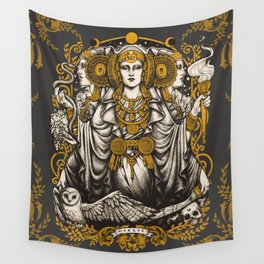 IBERIAN HECATE Wall Tapestry