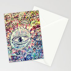 Eyes - for iphone Stationery Cards