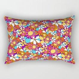 Flower Child Rectangular Pillow