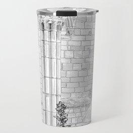 Furness Abbey Pillar Travel Mug