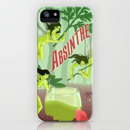 The Green Fairies iPhone Case