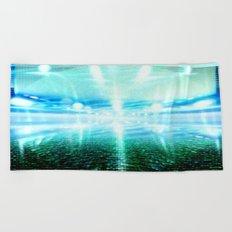 Oinopa Ponton Beach Towel