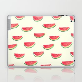Watercolor Watermelon Laptop & iPad Skin