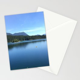 Lake Eibsee I Stationery Cards