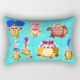 Koopalings! Rectangular Pillow