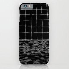 Hand Drawn Grid Slim Case iPhone 6