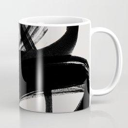Abstract Brush Strokes 5 Coffee Mug