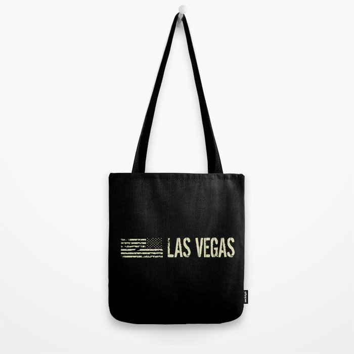 Black Flag: Las Vegas Tote Bag