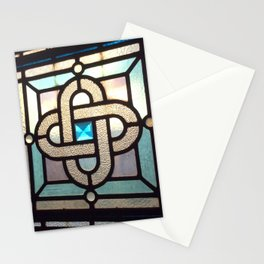 Sapphire Link Stationery Cards