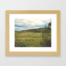 Vintage Bird Sanctuary - Infinity Photography Framed Art Print