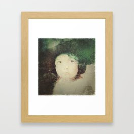 Childhood / Infancia Framed Art Print