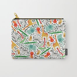 Wild animals 2 Carry-All Pouch