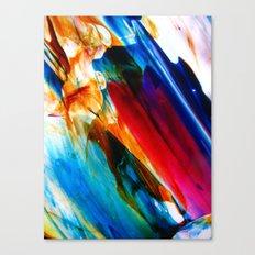 criticality Canvas Print