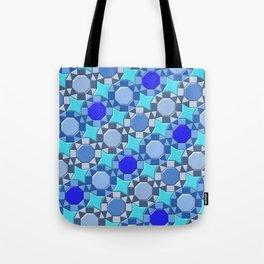 Geometrix 168 Tote Bag