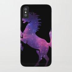 SPACE HORSE iPhone X Slim Case