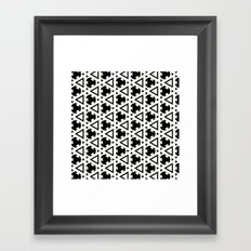 Jeremiassen Black & White Framed Art Print