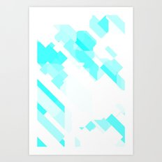 Colder Art Print