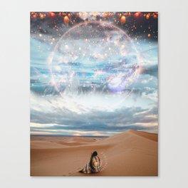 Siren Call Canvas Print