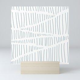 Coit Pattern 85 Mini Art Print
