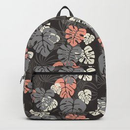 Tropical pattern 054 Backpack