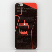 mad men iPhone & iPod Skins featuring Mad Men Poster Print by Take Heed