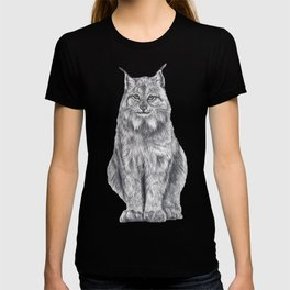 Bobcat from my area T-shirt