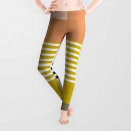 Marfa Abstract Geometric Print Leggings