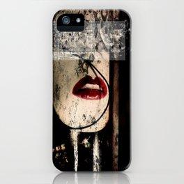 Bleeding Artisan iPhone Case