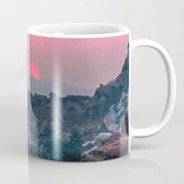 Otherworldly sunrise of Hampi, India Coffee Mug